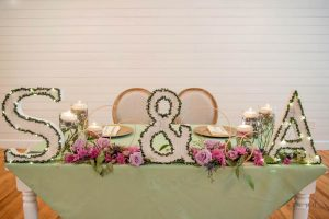 Butterfly Landings JENRON DESIGNS Sweetheart Table jpg